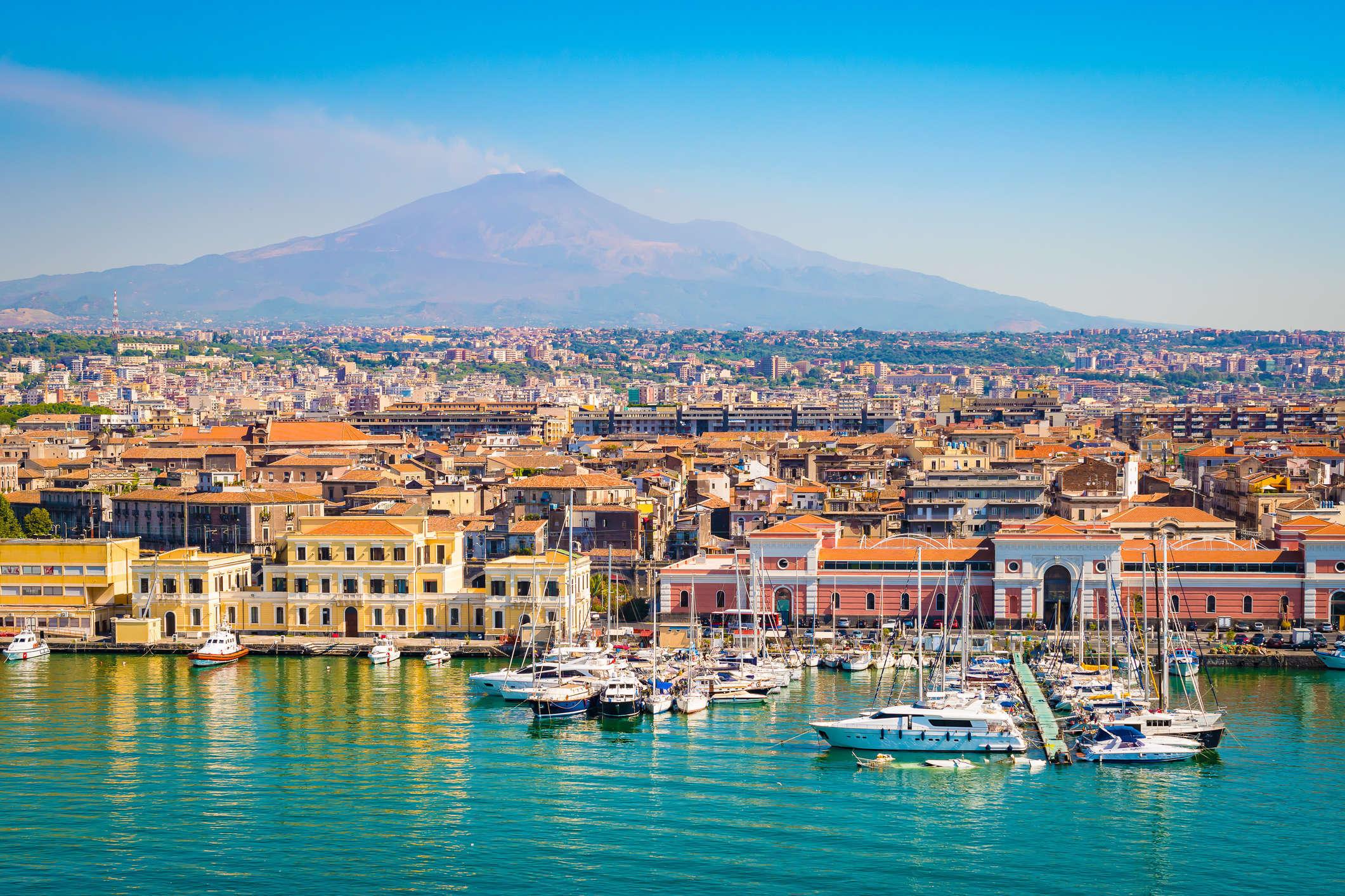 1° giorno: Catania - Piazza Armerina