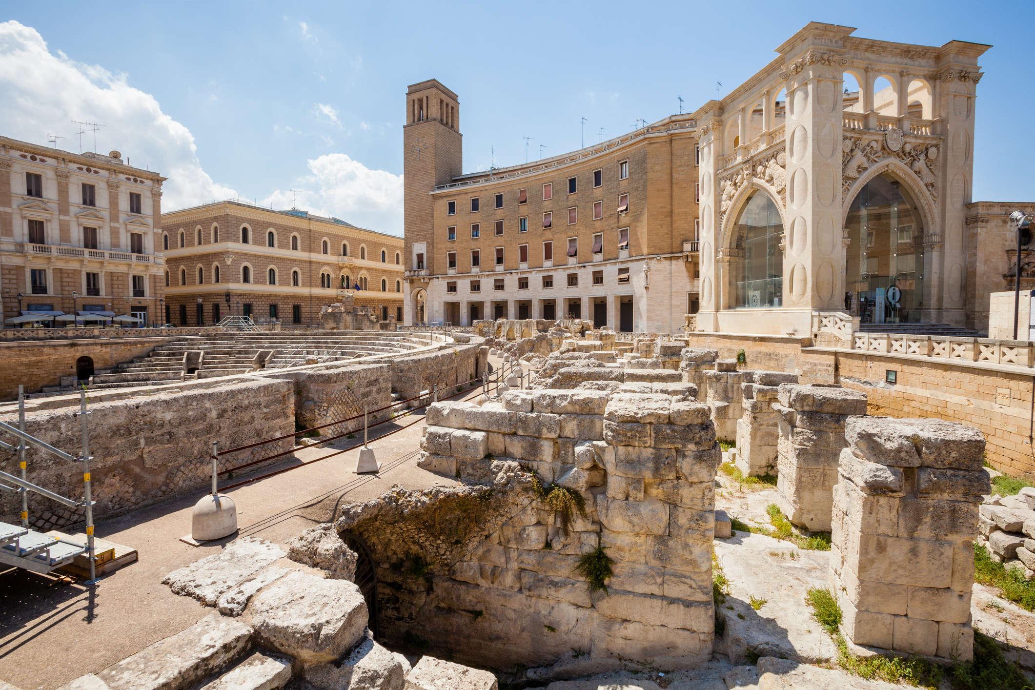 4° giorno: Lecce - Cellino San Marco