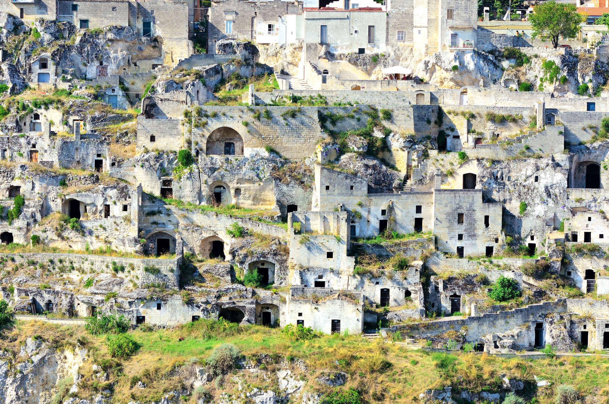 5° giorno: Metaponto - Matera - Salerno