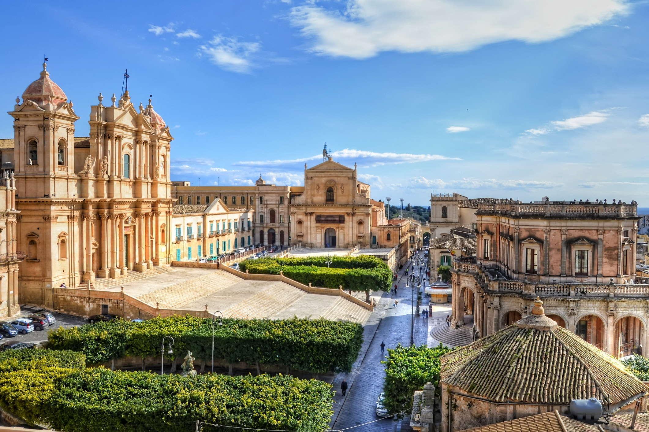 1° giorno: Catania - Noto