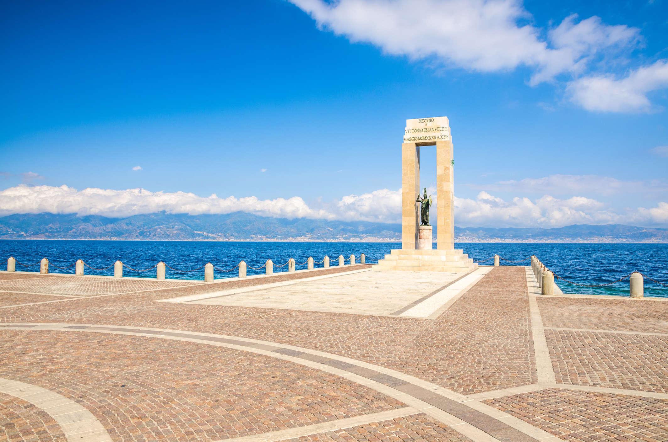3° giorno: Reggio Calabria