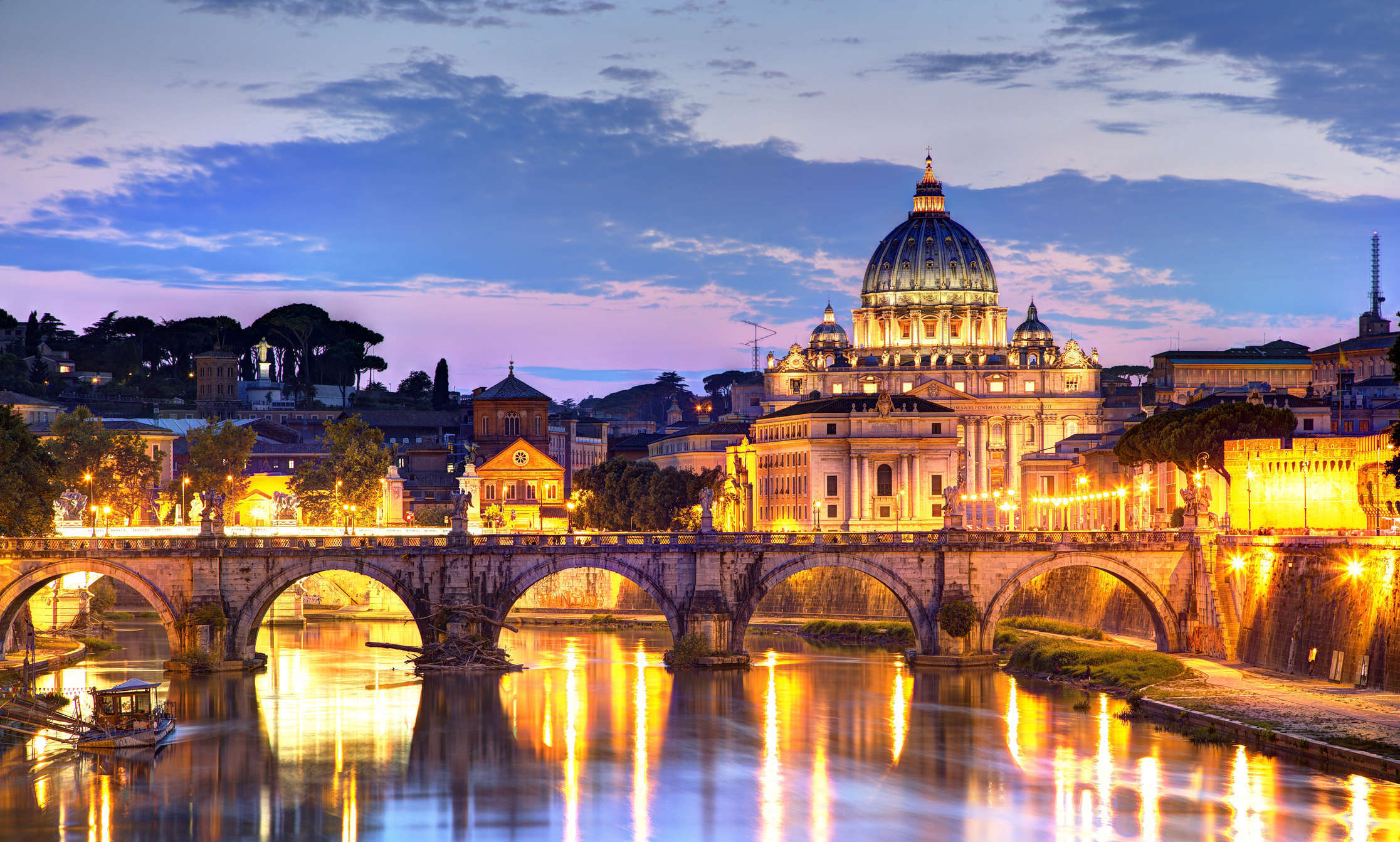 7° giorno: Salerno - Roma