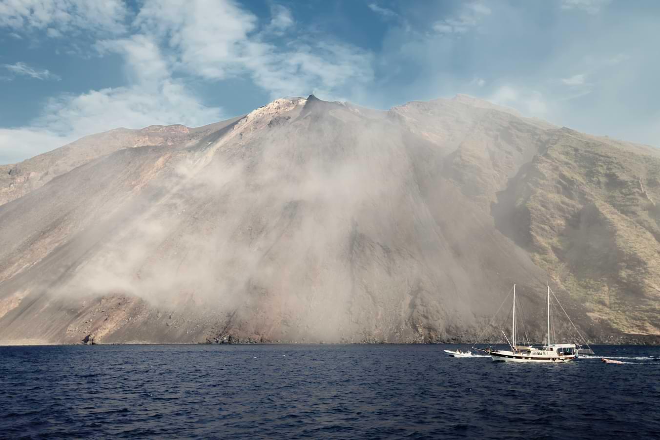 Circumnavigazione di Strombolicchio
