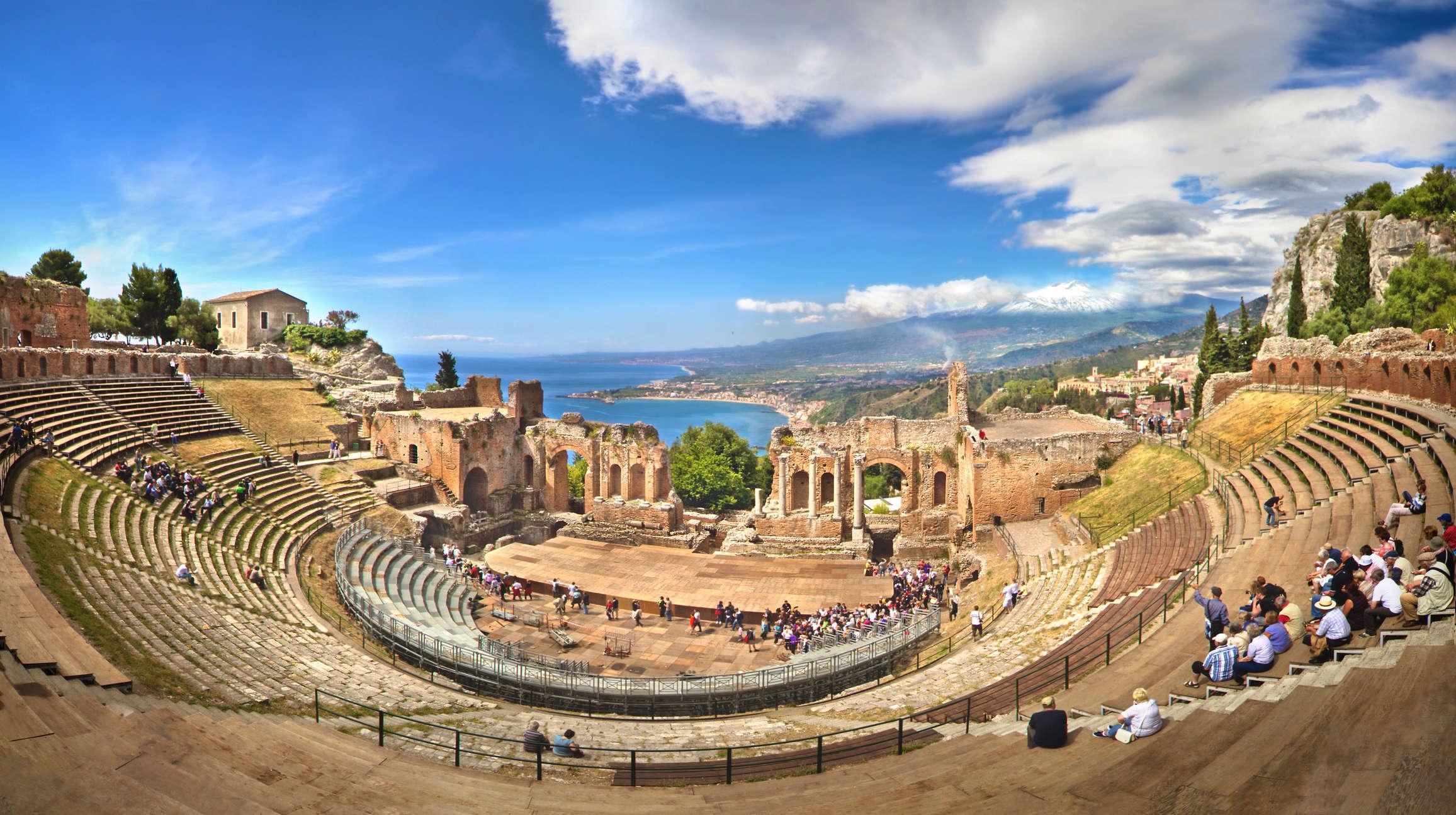 5° giorno: Taormina - Etna