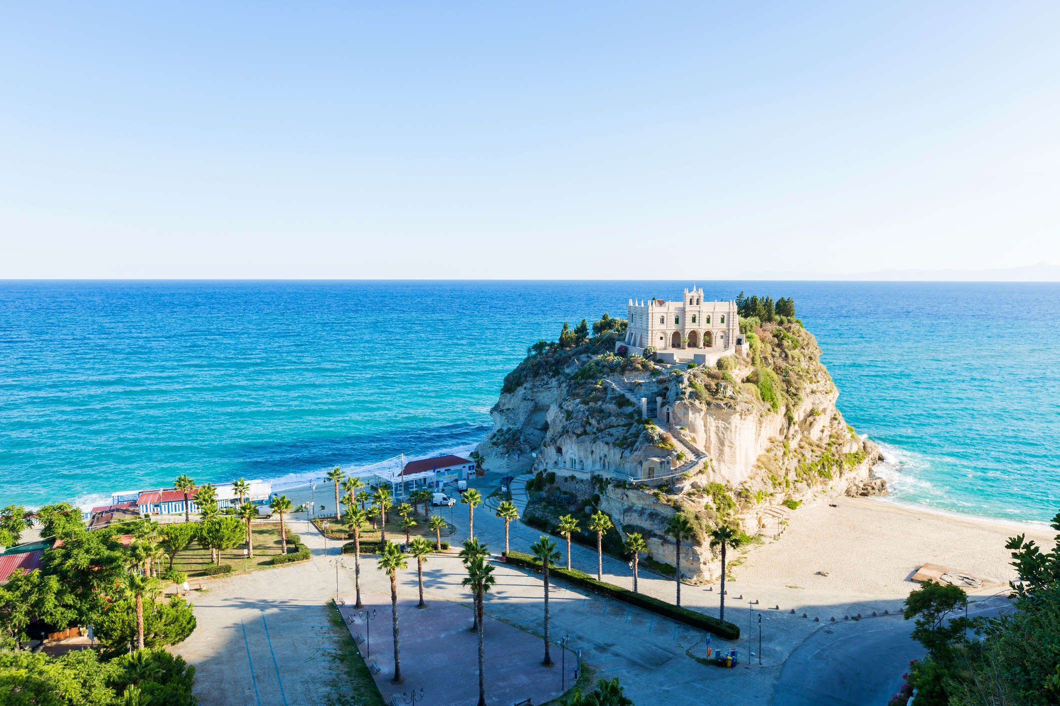 2° Giorno: Pizzo - Tropea - Scilla - Reggio Calabria