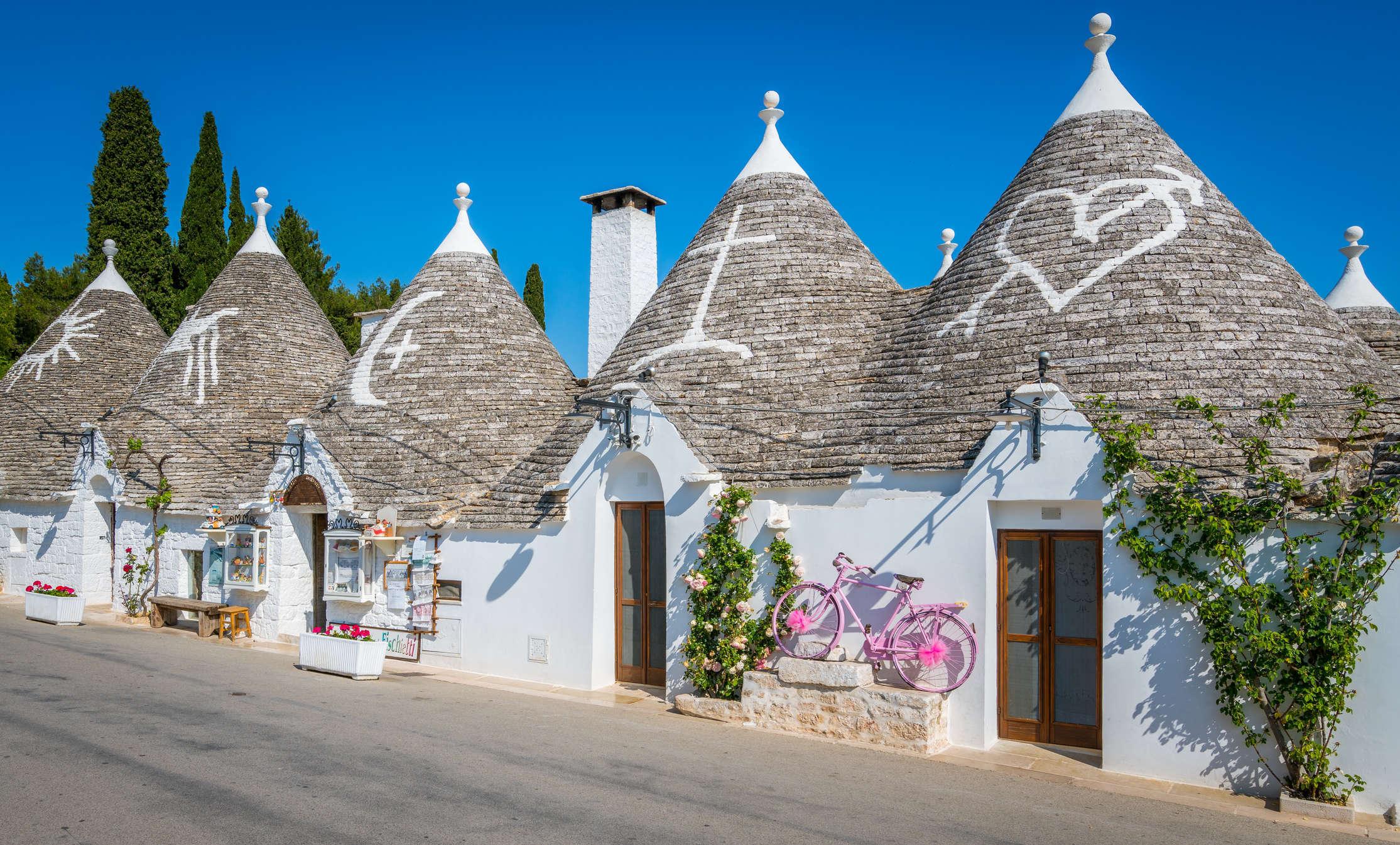 3° giorno: Castellana - Alberobello