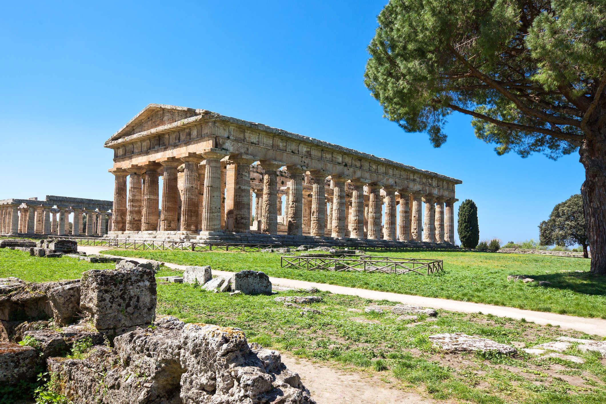 1° giorno: Napoli - Paestum