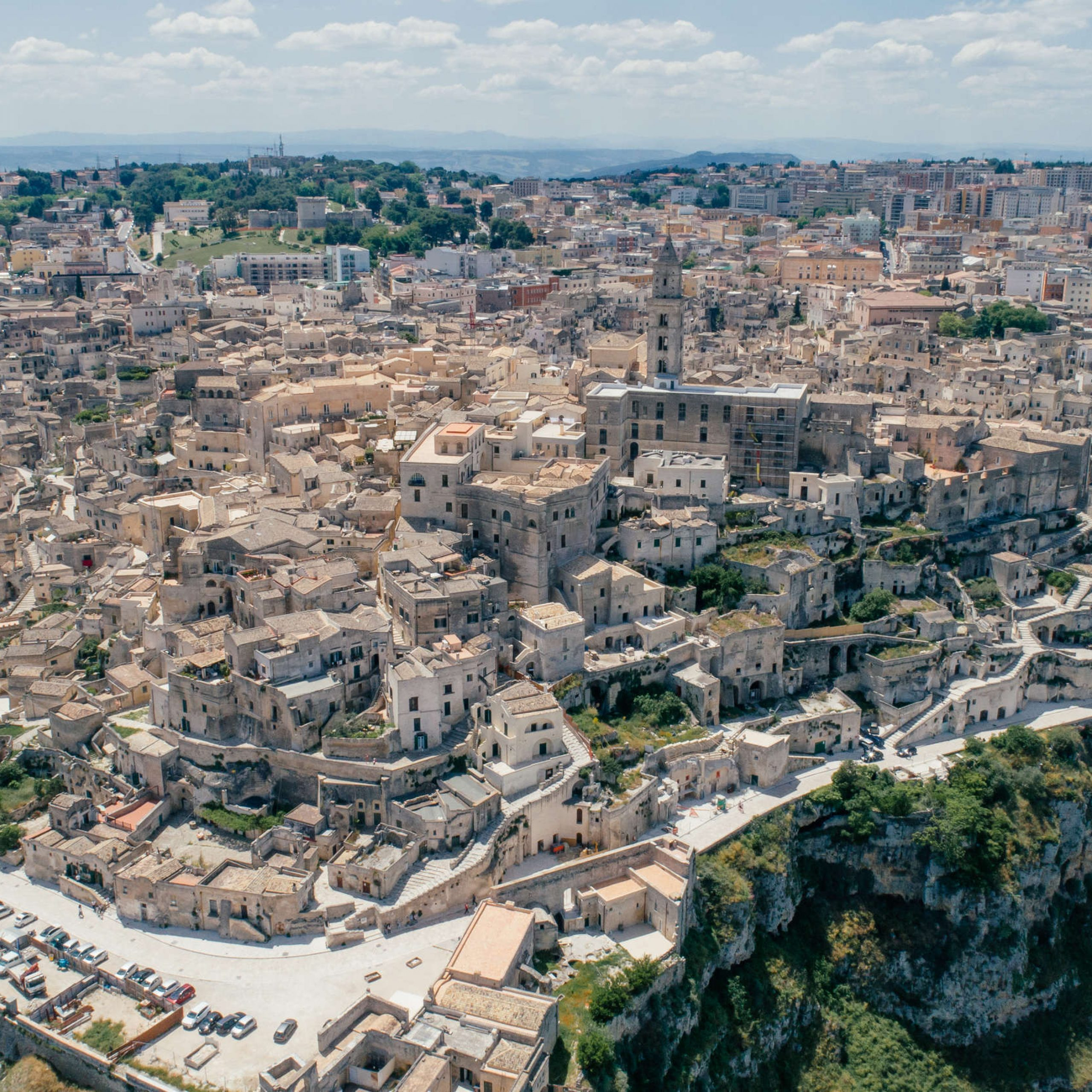 2°giorno: Matera - Taranto