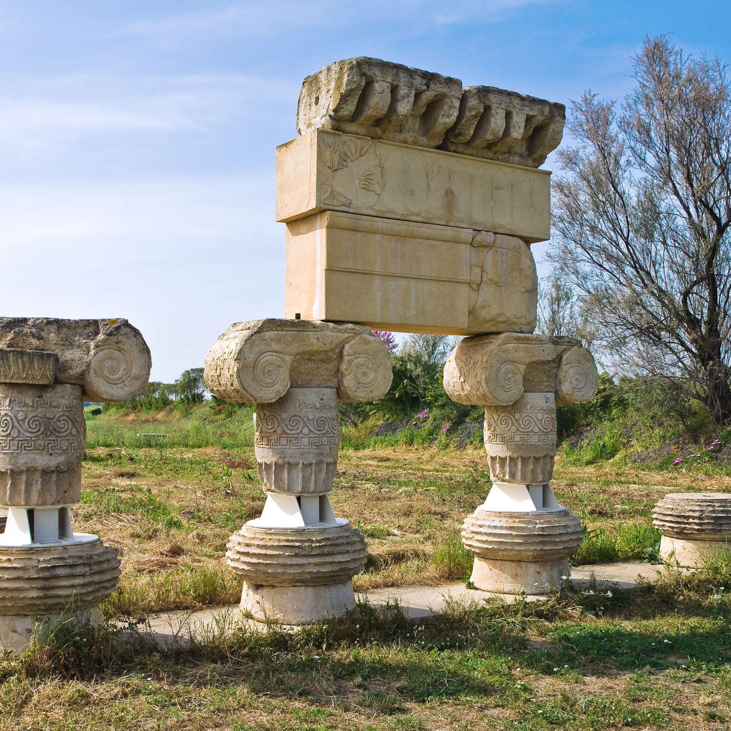 2° giorno: Metaponto - Taranto