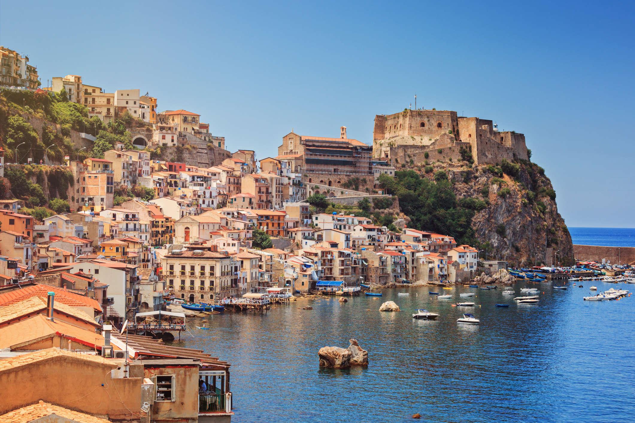 2° giorno: Reggio Calabria - Scilla