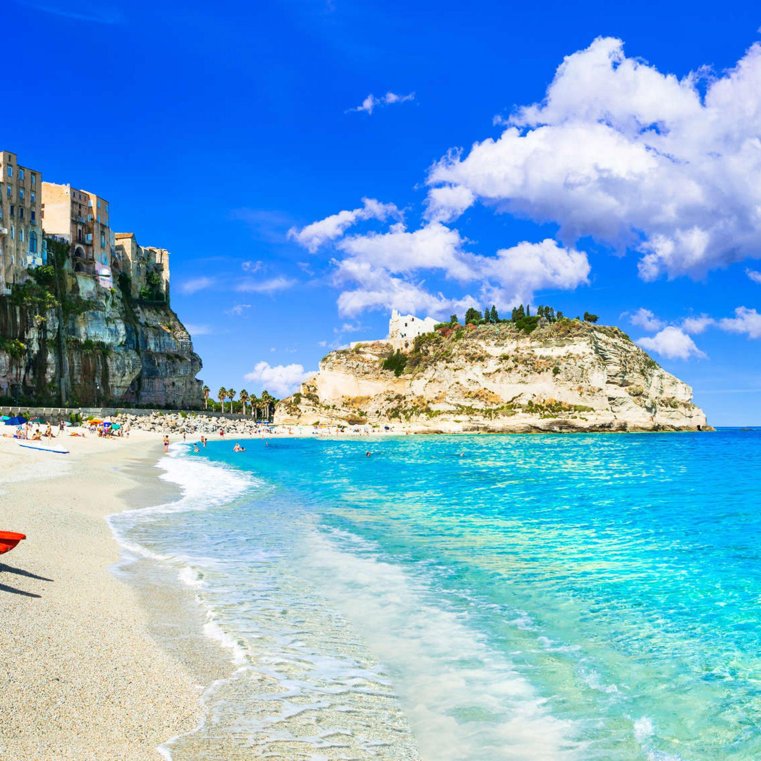 1° giorno: Lamezia - Tropea - Pizzo