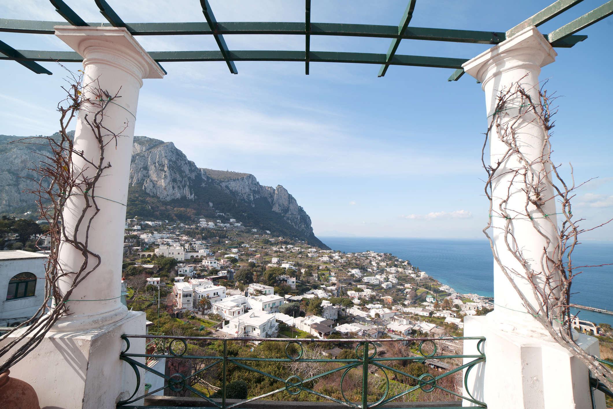 3° giorno: Capri