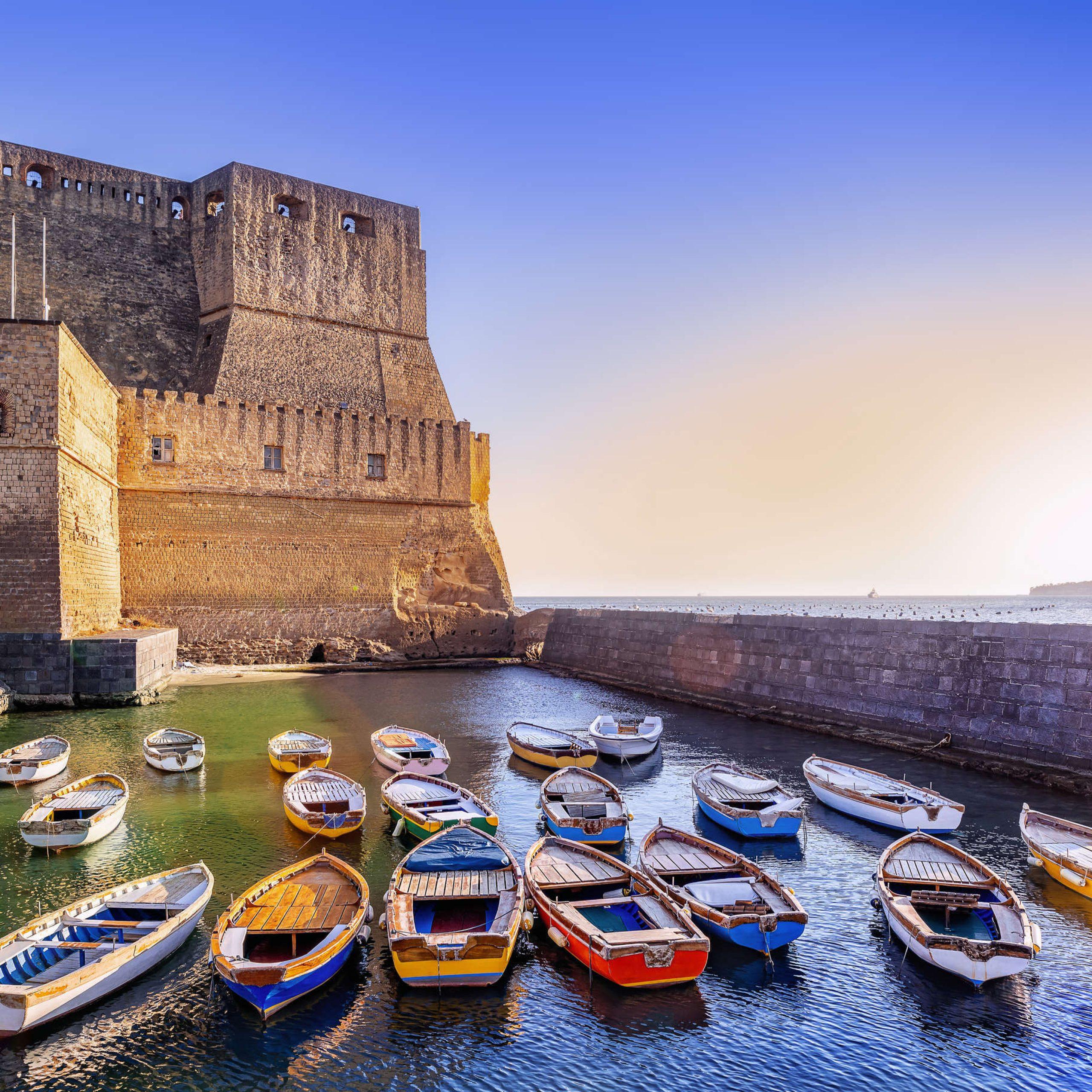 5° giorno: Napoli