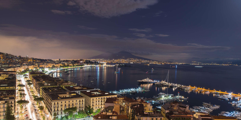 1° giorno: Napoli