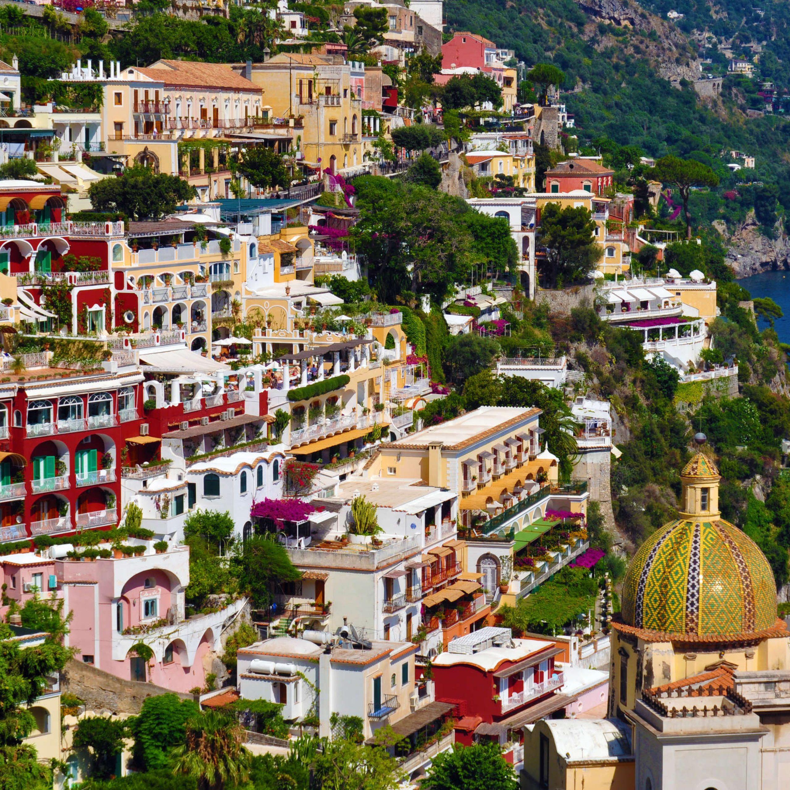 6° giorno: Positano - Amalfi - Ravello