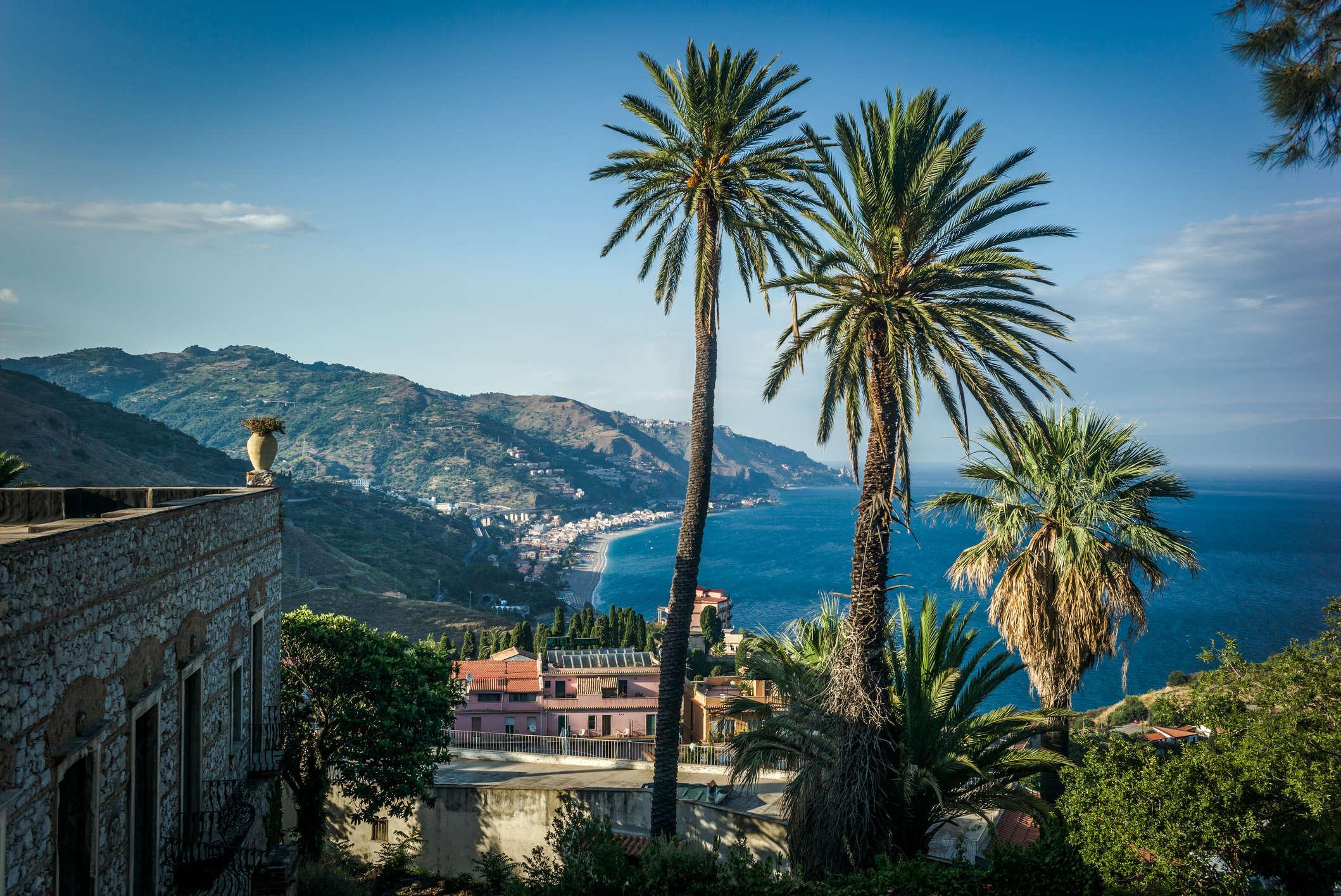 1° giorno: Catania - Taormina
