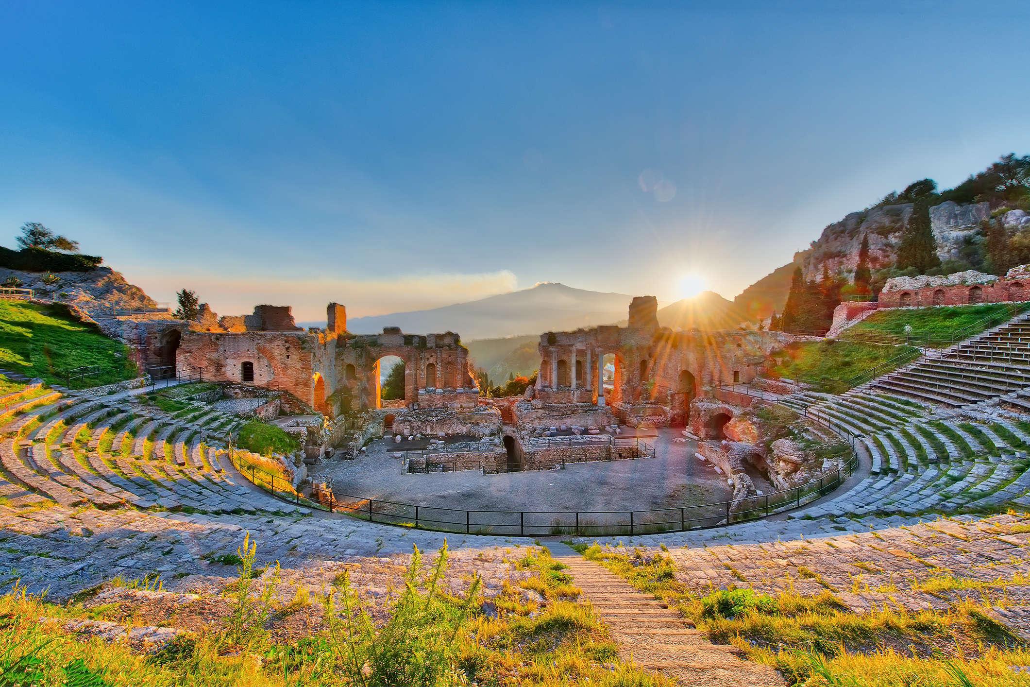 5° giorno: Taormina
